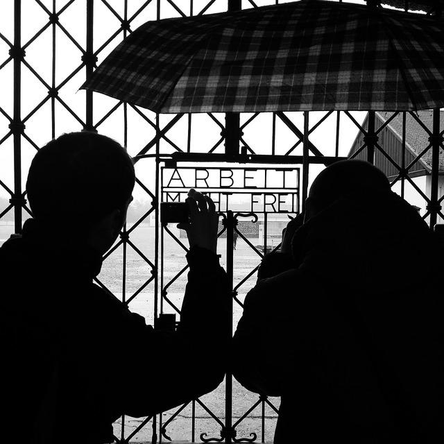 Concentration camp work dachau, industry craft.