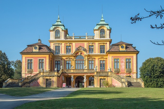 Concluded favorite ludwigsburg germany castle.