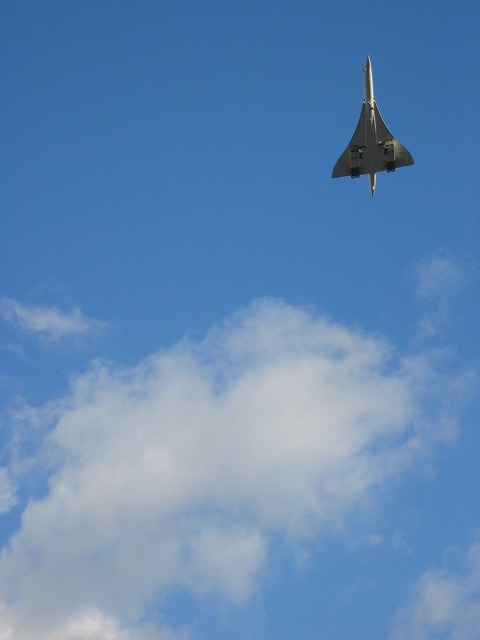 Concorde concorde flying concorde returns last time, travel vacation.