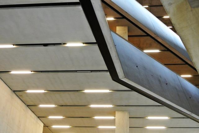 Concrete interior sleek.
