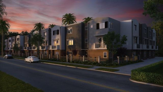 Condominium condo architecture, architecture buildings.