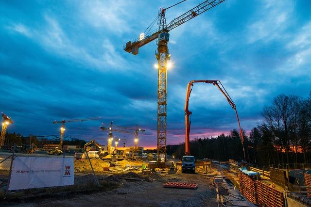 Construction site building, architecture buildings.