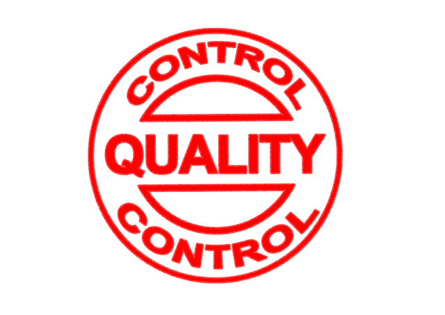 Control control element quality control.