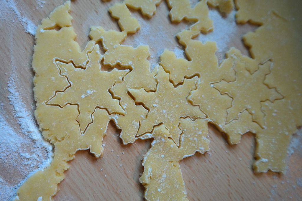 Cookie ausstecherle cookie cutter.