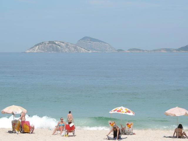 Copacabana rio de janeiro vacation brazil, travel vacation.
