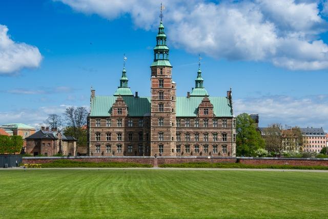 Copenhagen castle denmark.