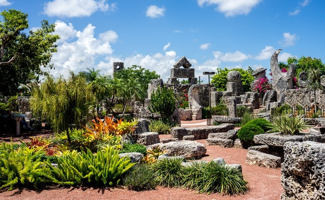 Coral castle homestead south florida, places monuments.