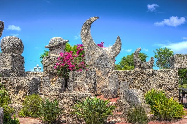 Coral castle homestead south florida, places monuments.