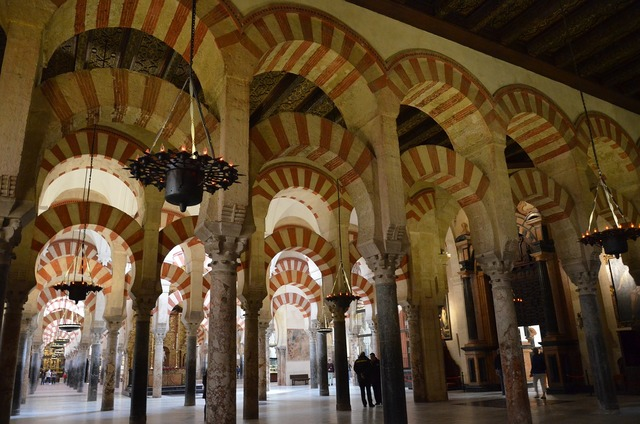 Cordoba mosque the cathedral, religion.