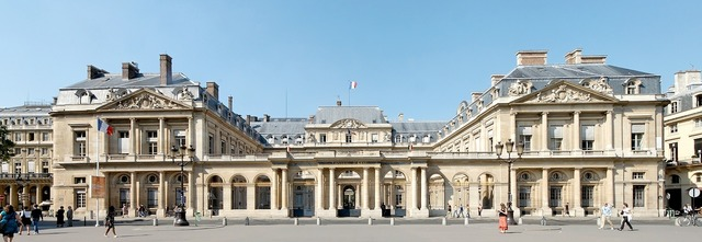 Council of state france government, architecture buildings.