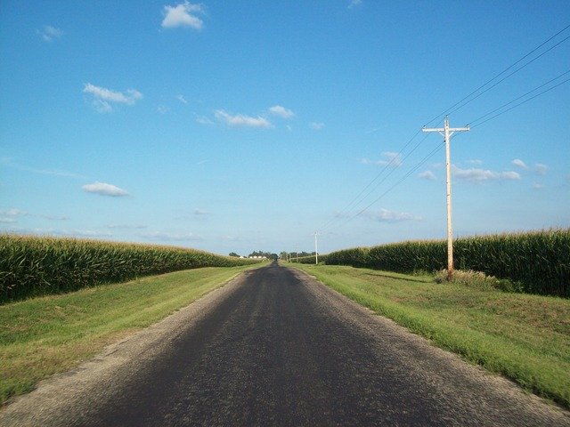 Country road blacktop, transportation traffic.