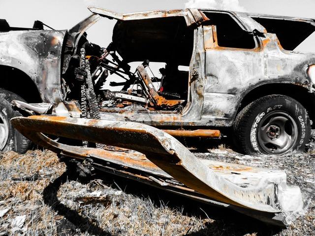 Crash accident collision, transportation traffic.