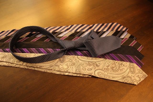 Cravats neckties men's, business finance.