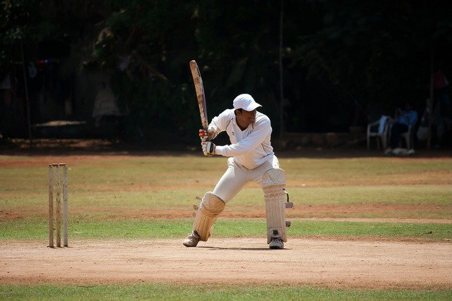 Cricket batsman sports.