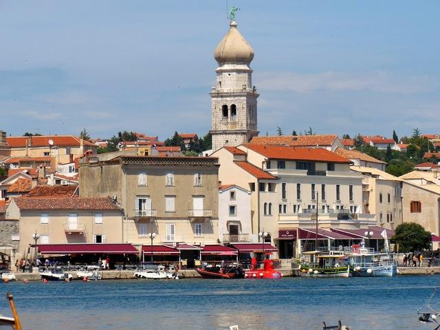 Croatia krk island, religion.