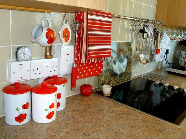 Crockery kitchen china.