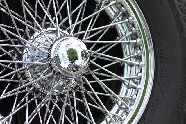 Cromfelgen wheels auto.