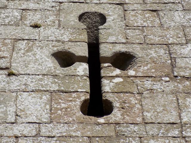 Cross castle landmark, places monuments.