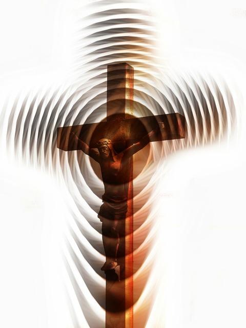 Cross jesus wood, religion.