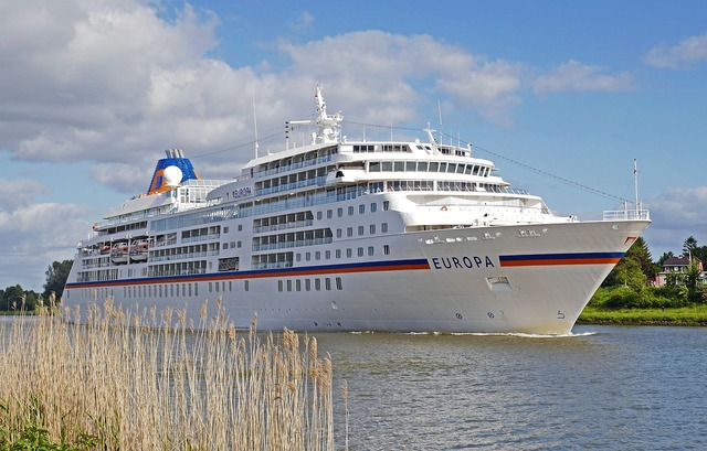 Cruise north america passenger ship.