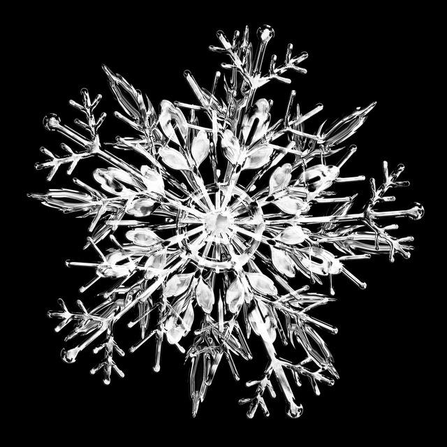 Crystal ice crystal ice.