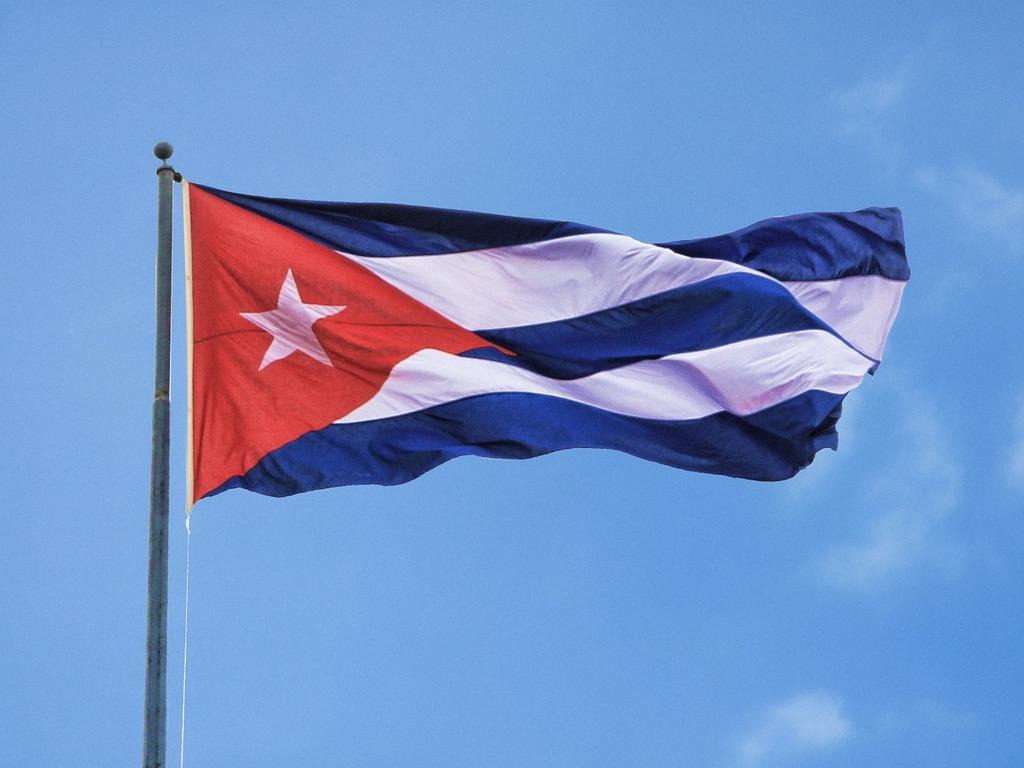 Cuba flag cuban.