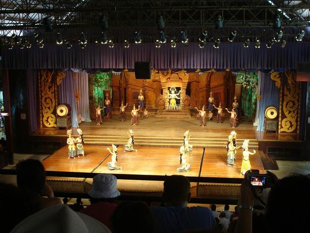 Culture show pattaya.