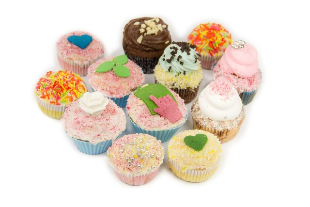 Cupcakes sweets sweet.