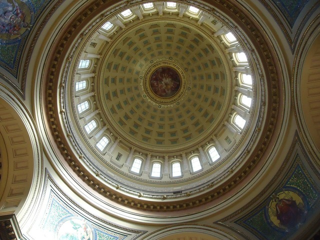 Cupola wisconsin dome.