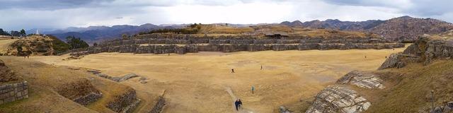 Cusco peru inca, architecture buildings.