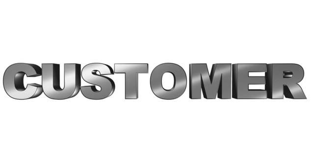 Customer shopping business, business finance.