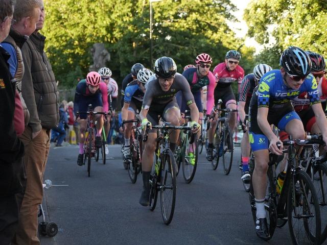 Cyclist bike race, sports.