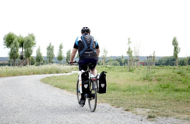Cyclists bike cycling, sports.