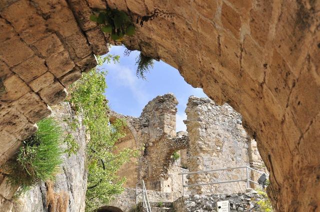 Cyprus north cyprus castle.