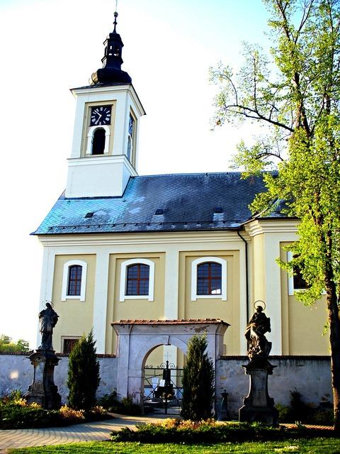 Czech republic monument, architecture buildings.
