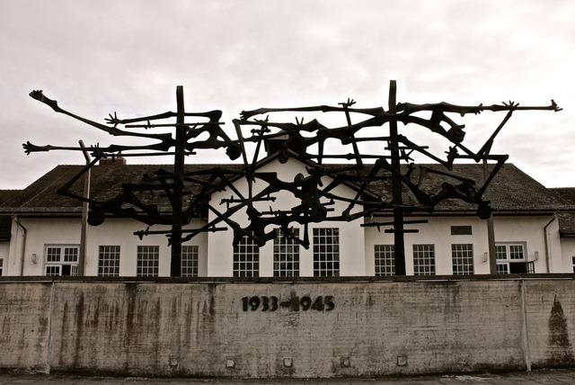Dachau concentration camp historical, places monuments.