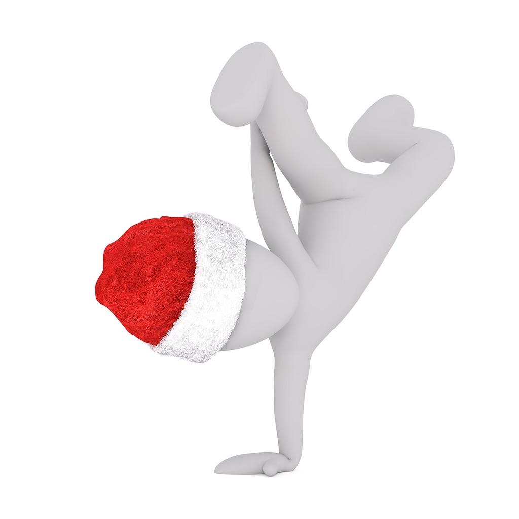 Dance beak dance white male, sports.