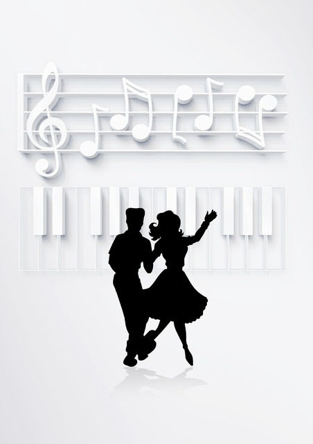 Dance dancing couple pair, sports.