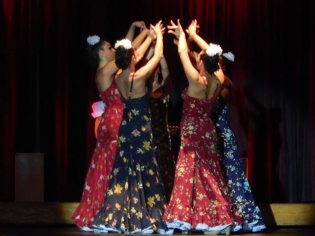 Dancers spain flamenco, sports.