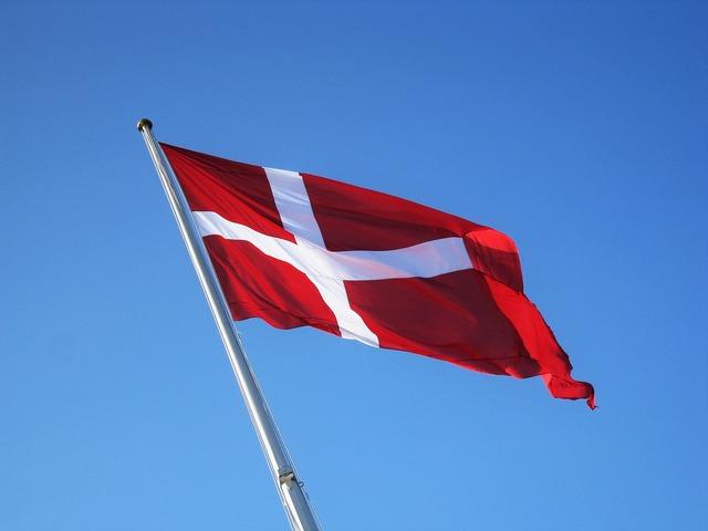 Danish flag denmark danish.