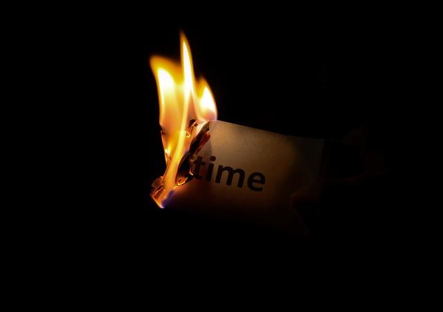 Dark fire time.