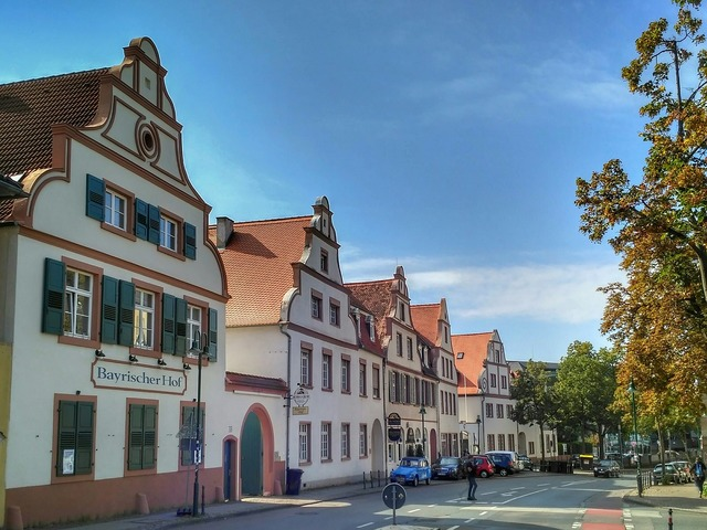 Darmstadt hesse germany, architecture buildings.