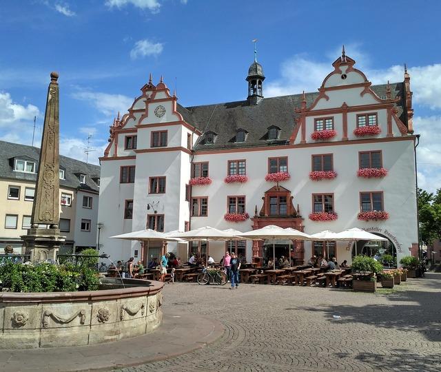 Darmstadt hesse germany.