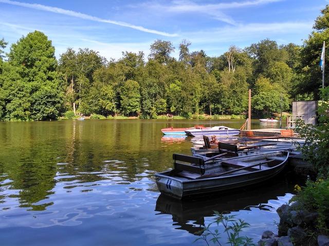Darmstadt hesse germany, nature landscapes.
