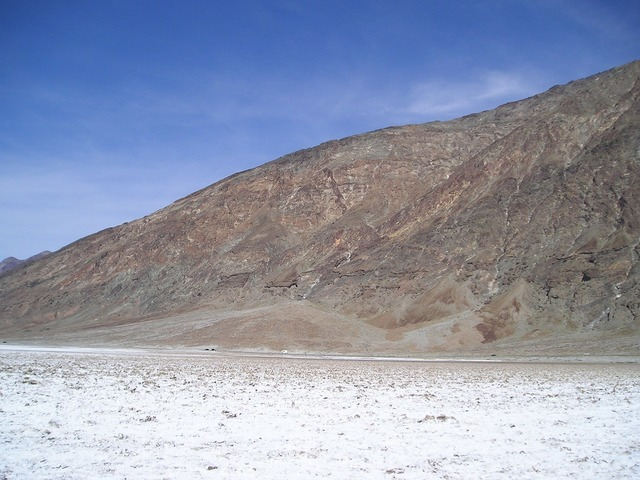 Death valley california usa.