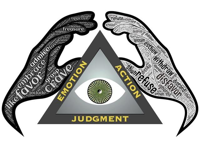 Deciding division psyche, emotions.