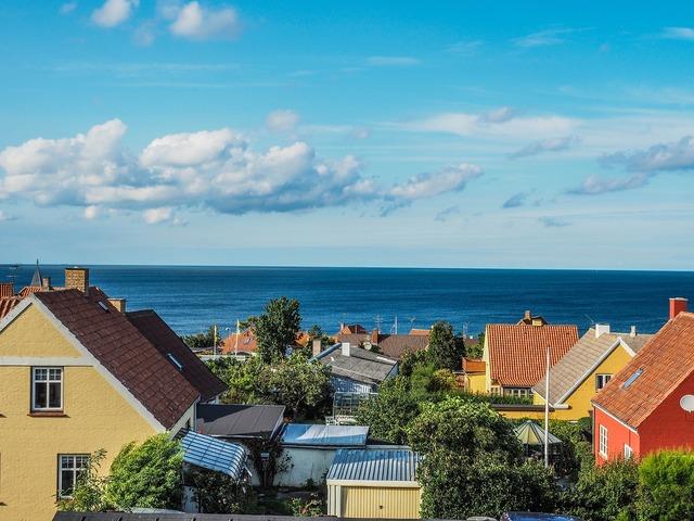 Denmark europe bornholm.