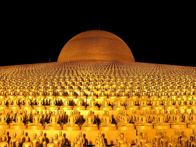 Dhammakaya pagoda more than million, religion.