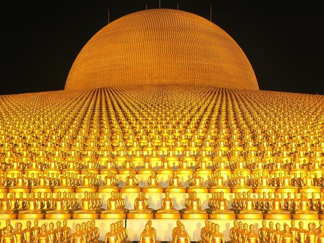 Dhammakaya pagoda more than million, religion.