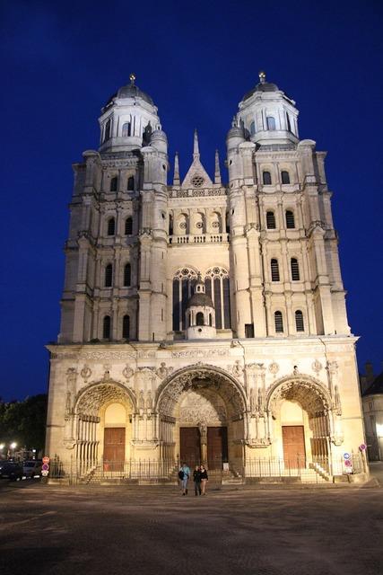 Dijon france building, architecture buildings.